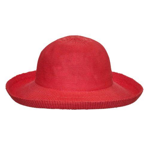 Rigon---UV-zonnehoed-voor-dames---Poppy-rood