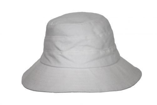 Rigon---UV-bucket-hoed-voor-dames---Wit