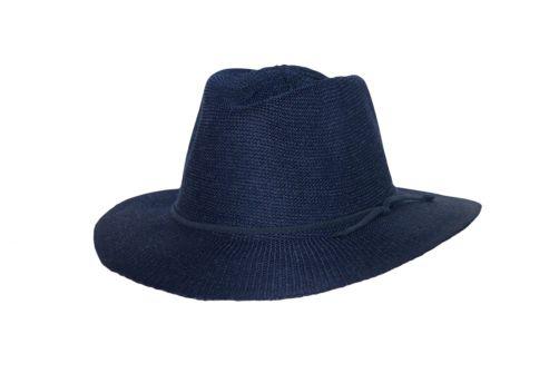 Rigon---UV-fedorahoed-voor-dames---Jacqui---Navy-blauw