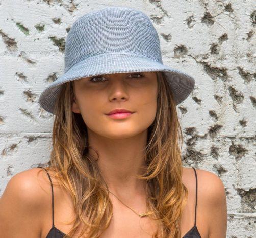 Rigon---Bucket-hoed-voor-dames---Seafoam-blauw