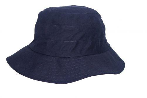 Rigon---UV-bucket-hoed-voor-dames---Navy-blauw