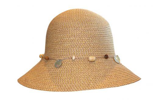 Rigon---UV-bucket-hoed-voor-dames---Natural-gevlekt