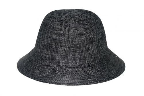 Rigon---Bucket-hoed-voor-dames---Zwart-Combo
