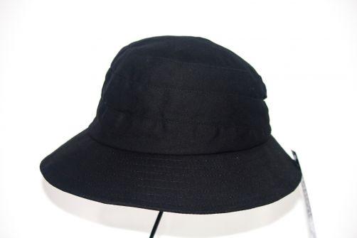 Rigon---UV-bucket-hoed-voor-dames---Zwart