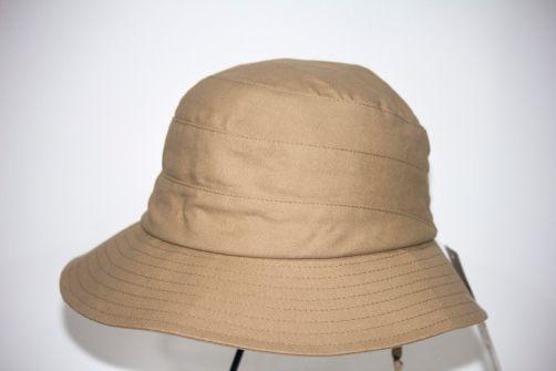 Rigon---UV-bucket-hoed-voor-dames---Beige