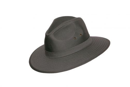 Rigon---UV-fedorahoed-voor-heren---Khaki
