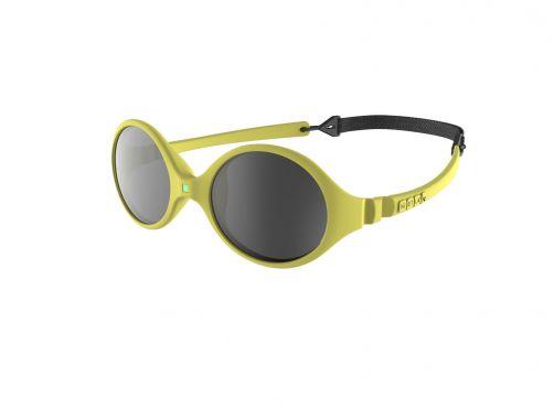 Ki-Et-La---UV-zonnebril-voor-baby's---Diabola---Geel