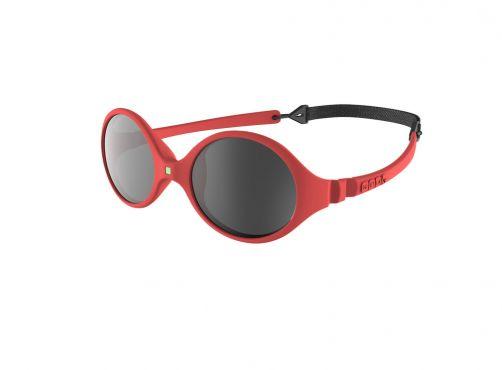 Ki-Et-La---UV-zonnebril-voor-baby's---Diabola---Rood