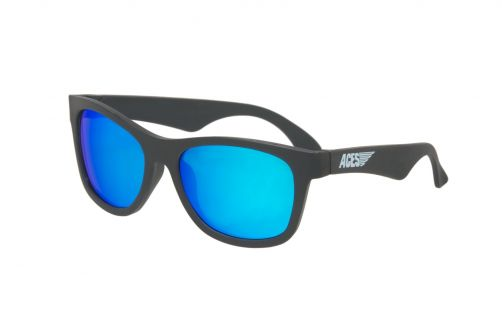 Babiators---UV-zonnebril-kind---Aces---Black-Ops-zwart-/-blauw