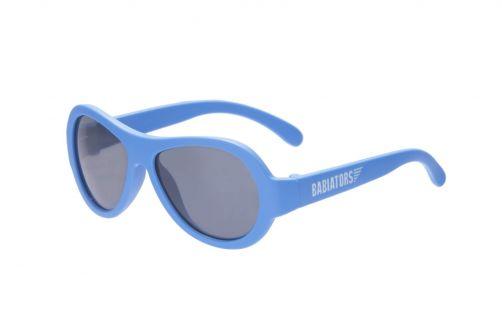 Babiators---UV-zonnebril-peuter---Aviators---True-Blue-blauw