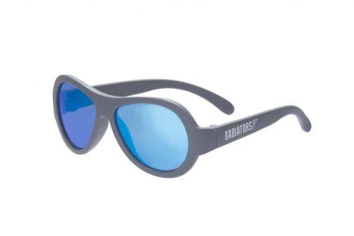 Babiators---UV-zonnebril-baby---Aviators---Blue-Steel-grijs