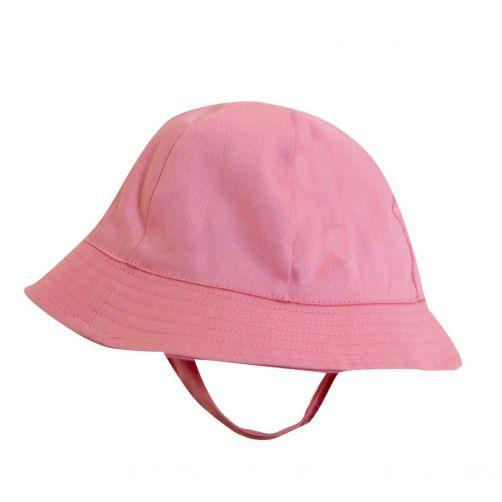 Dorfman-Pacific---Bucket-hoed-voor-baby's---Roze