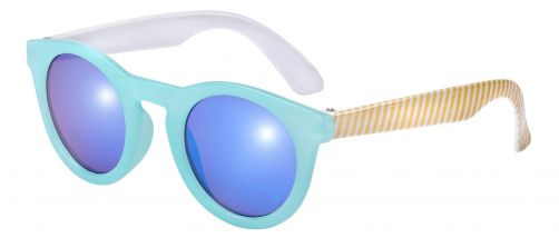 Frankie-Ray---UV-Zonnebril-voor-kids---Candy---Turquoise/Goud