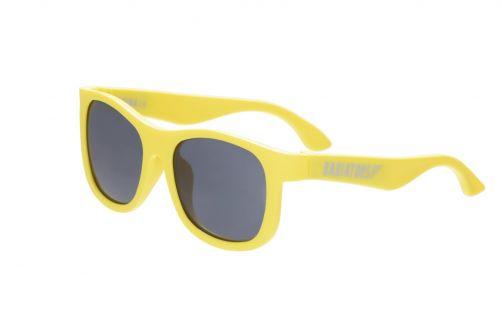 Babiators---UV-zonnebril-baby/dreumes---Navigators---Hello-Yellow---geel